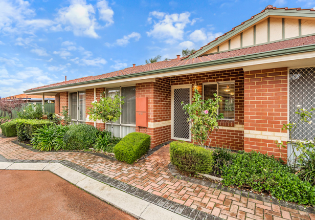 This recently refreshed apartment is new to the market, competitively priced and ready to move into now.