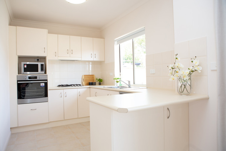 Open plan 2bed villa with big courtyard - Taylors Hill Retirement Village