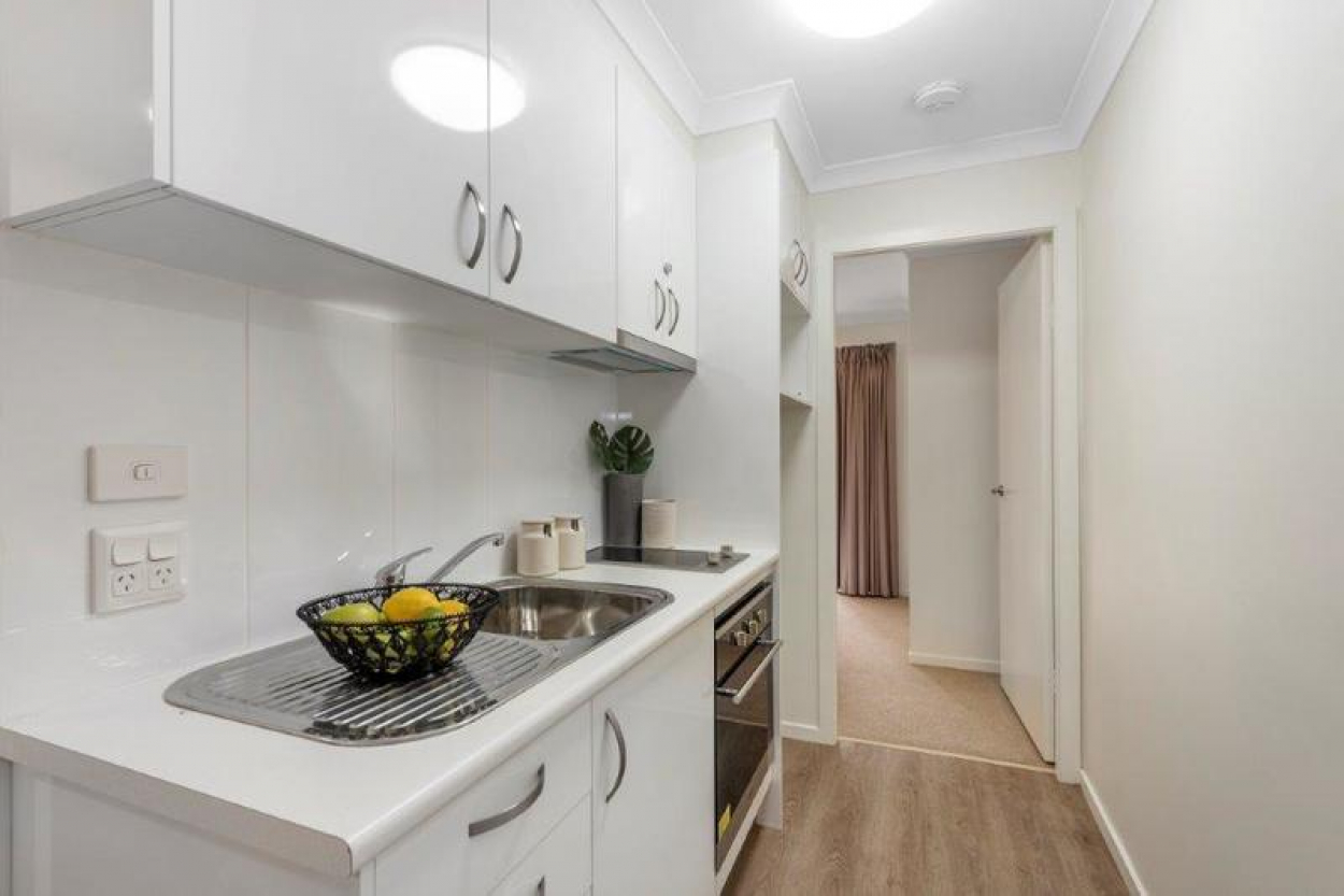 Your own private home in a very convenient location