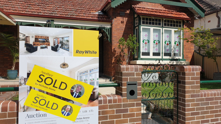 Good new for downsizers: house prices continue to soar