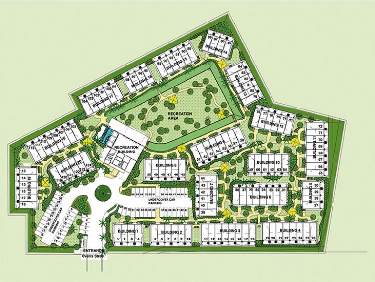 Liberty Villas - Rental Village