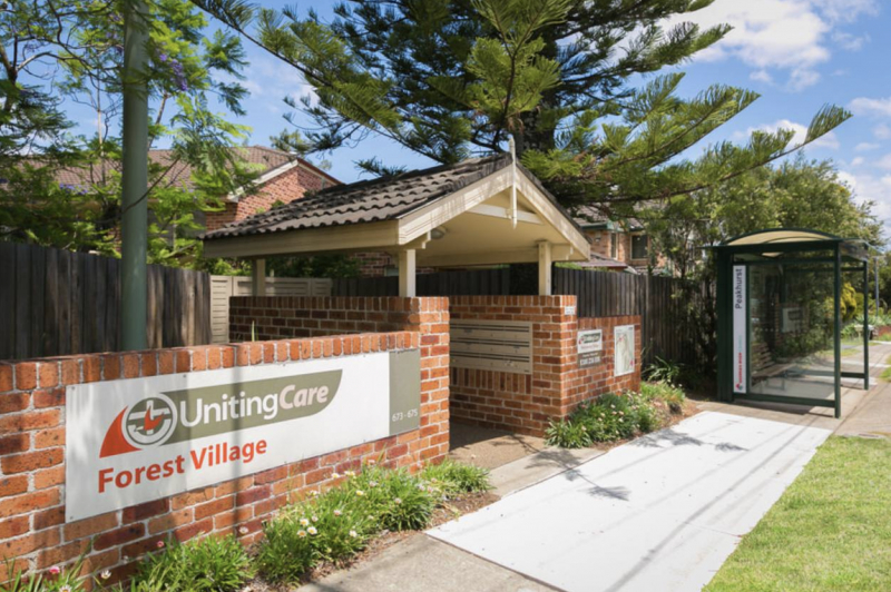 Centrally located village in leafy neighbourhood