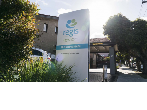 Regis aged Care-- Sandringham