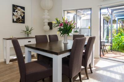 Luxury 2 bedroom independent living home