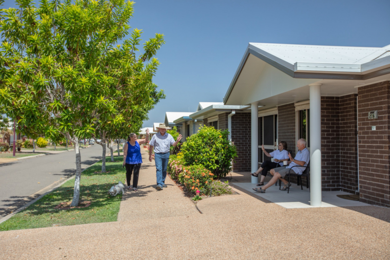 Carlyle Gardens Townsville - Home 119  (Three Bedroom)
