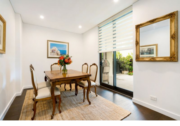 Desirable North Aspect 3 Bedroom Apartment with Large Courtyard
