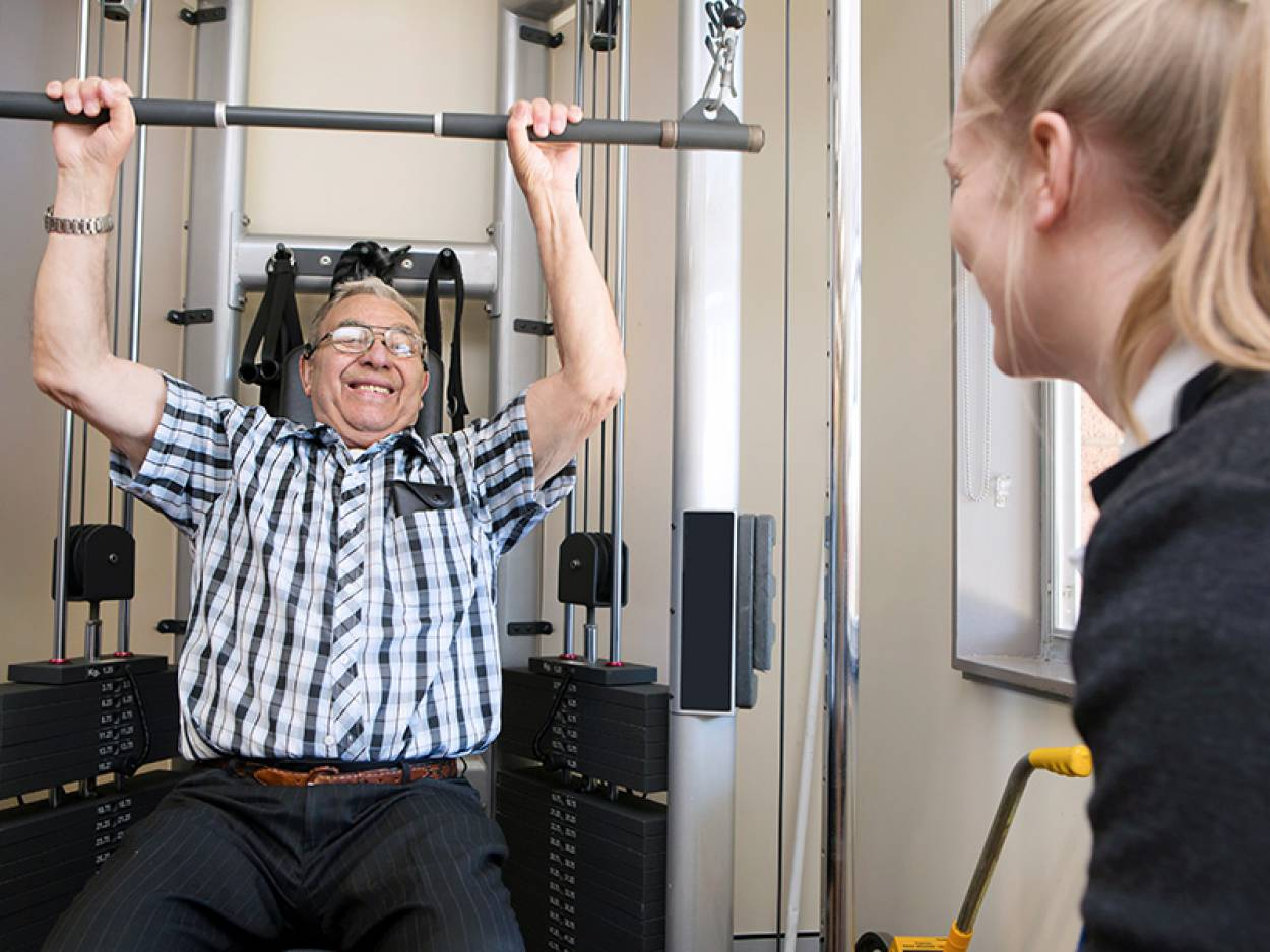 Uniting Healthy Living for Seniors Lilyfield