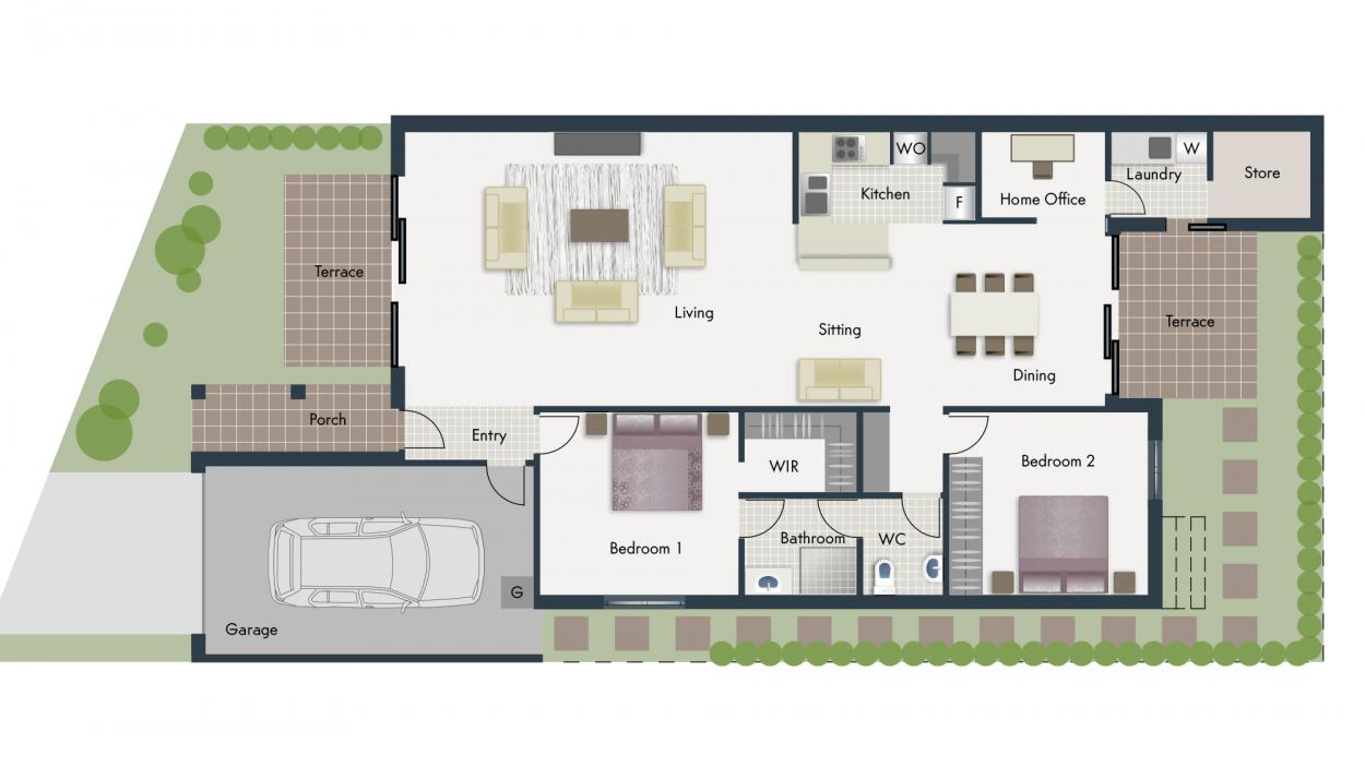 Unit 265, Cardinia Waters Village 265,  36-40 Racecourse Road - Pakenham 3810 Retirement Property for Sale