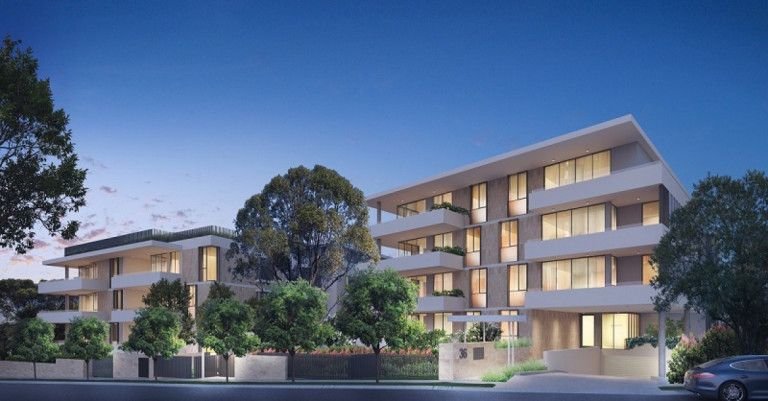 PARC APARTMENTS BLAKEHURST - a new standard in quality, design & lifestyle