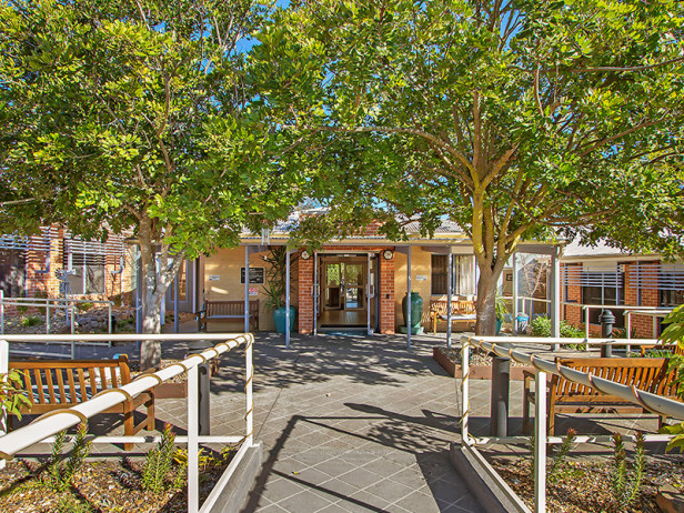 IRT Crown Gardens Aged Care Centre