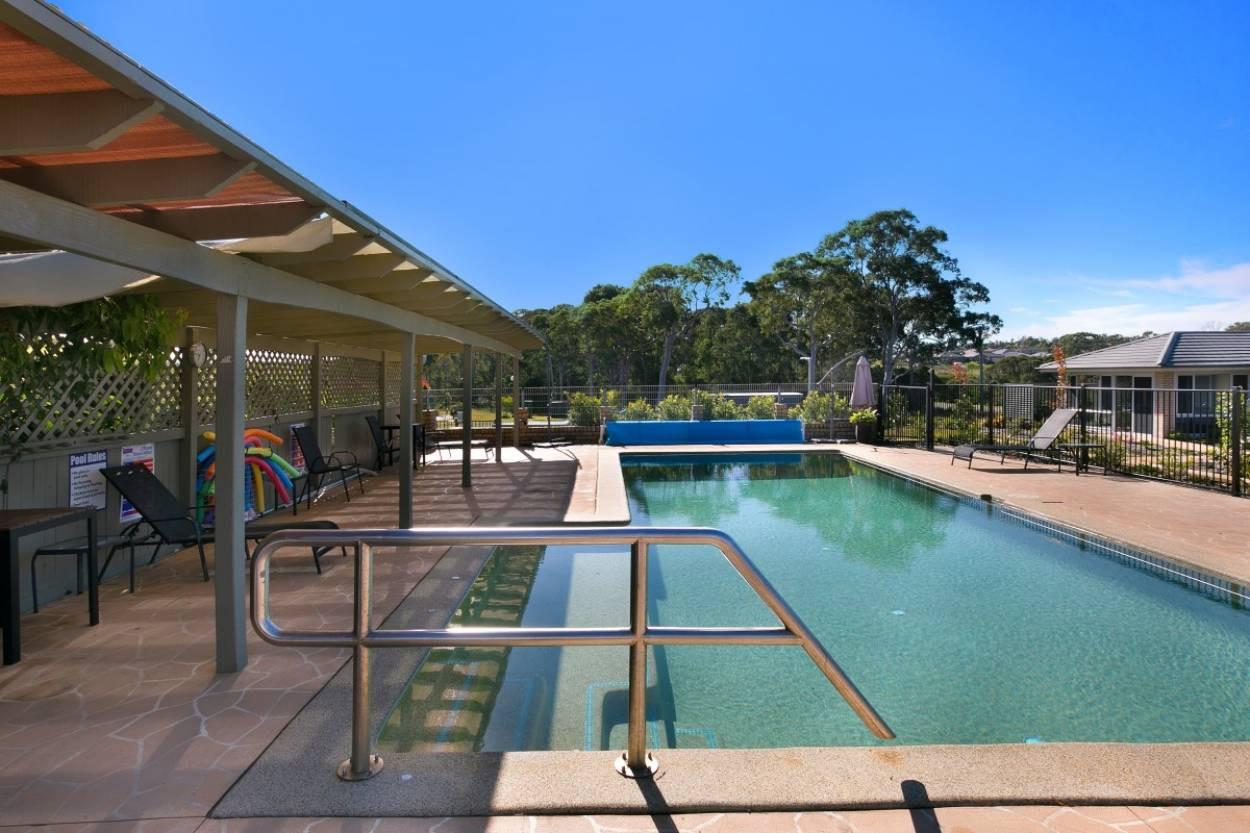 Tranquil village life 35  Louisiana Road - Hamlyn Terrace 2259 Retirement Property for Sale