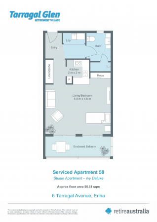 Ground Floor Studio Apartment