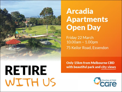Arcadia Apartments Open Day