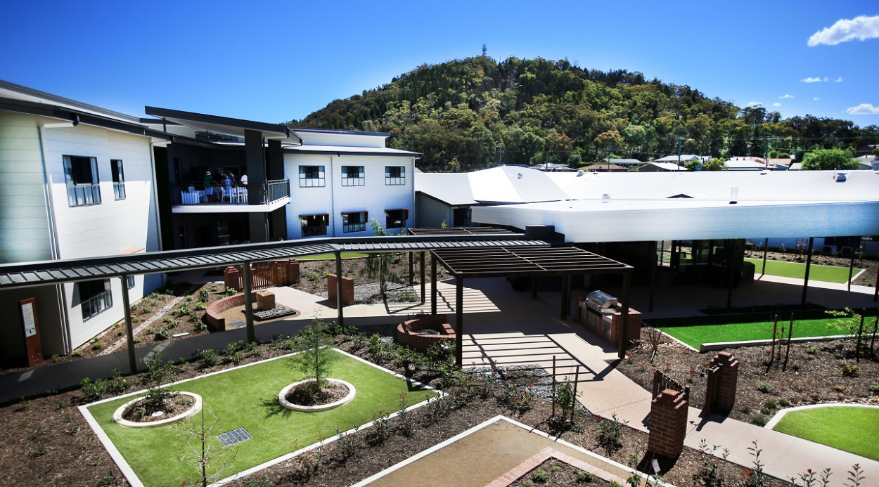 Churches of Christ in Queensland Stanthorpe Aged Care Service