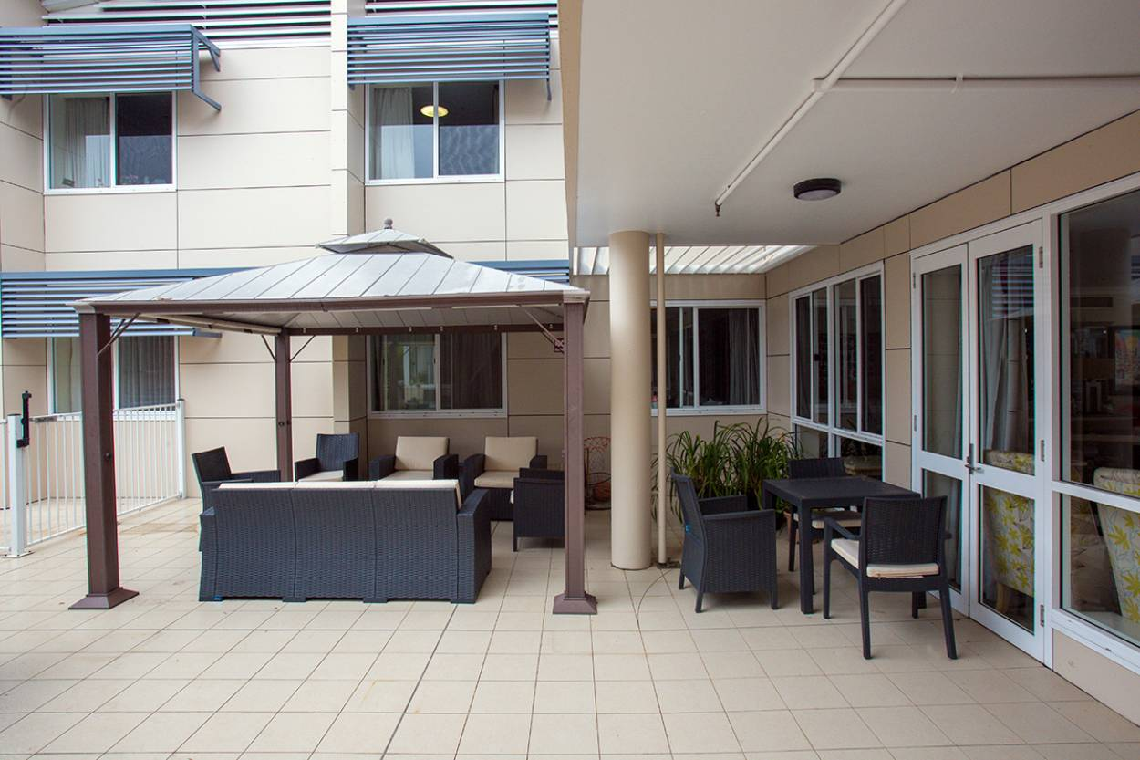 IRT Berala on the Park Aged Care Centre