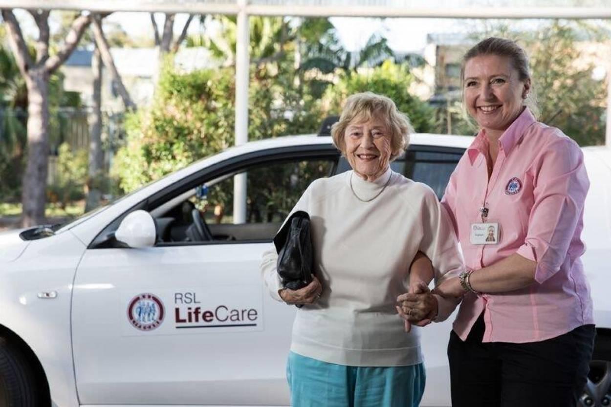 RSL LifeCare at Home South Coast (QLD)