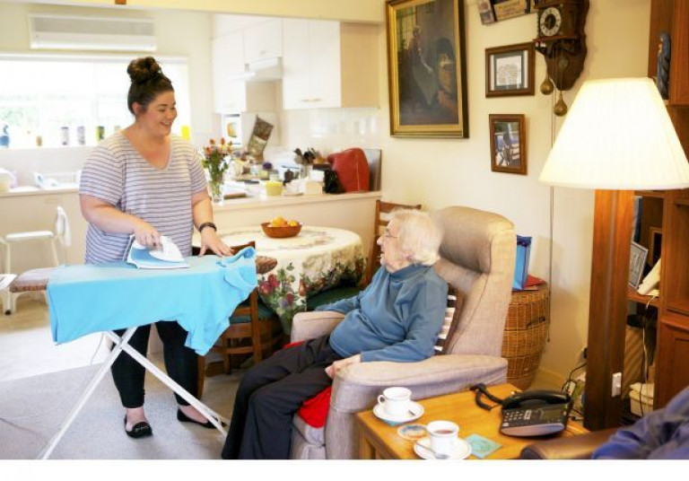At MiCare we help you live independently - DVA Brisbane
