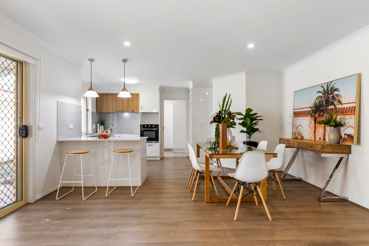 Gorgeous renovated villa 10 steps from everything! 116/16 Nicole Ave - Burnside 3023 Retirement Property for Sale