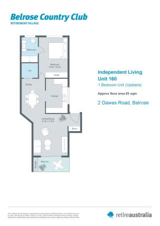 Newly renovated upper level one bedroom unit with district and garden views.